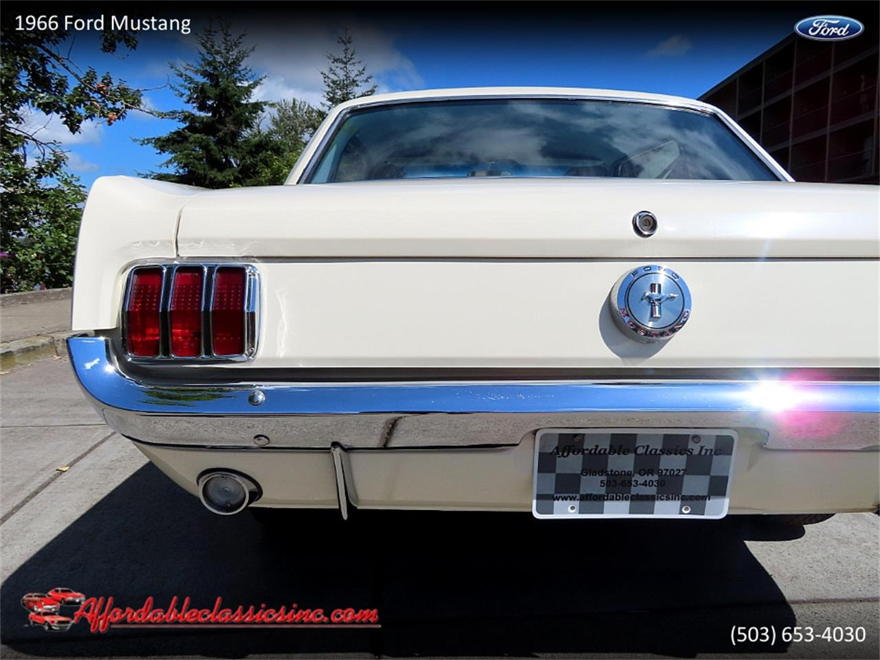 1966 Ford Mustang (CC-1380058) for sale in Gladstone, Oregon