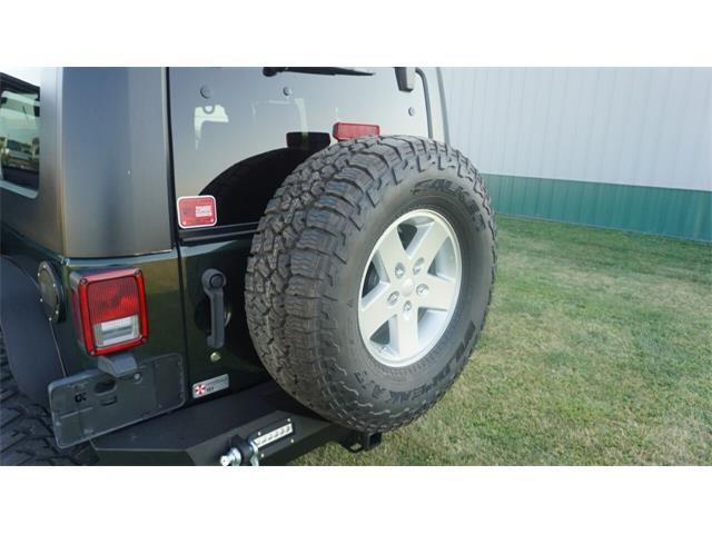 2010 Jeep Wrangler (CC-1385800) for sale in Clarence, Iowa