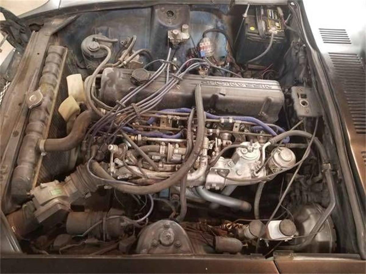 1977 Datsun 280Z (CC-1385815) for sale in Cadillac, Michigan