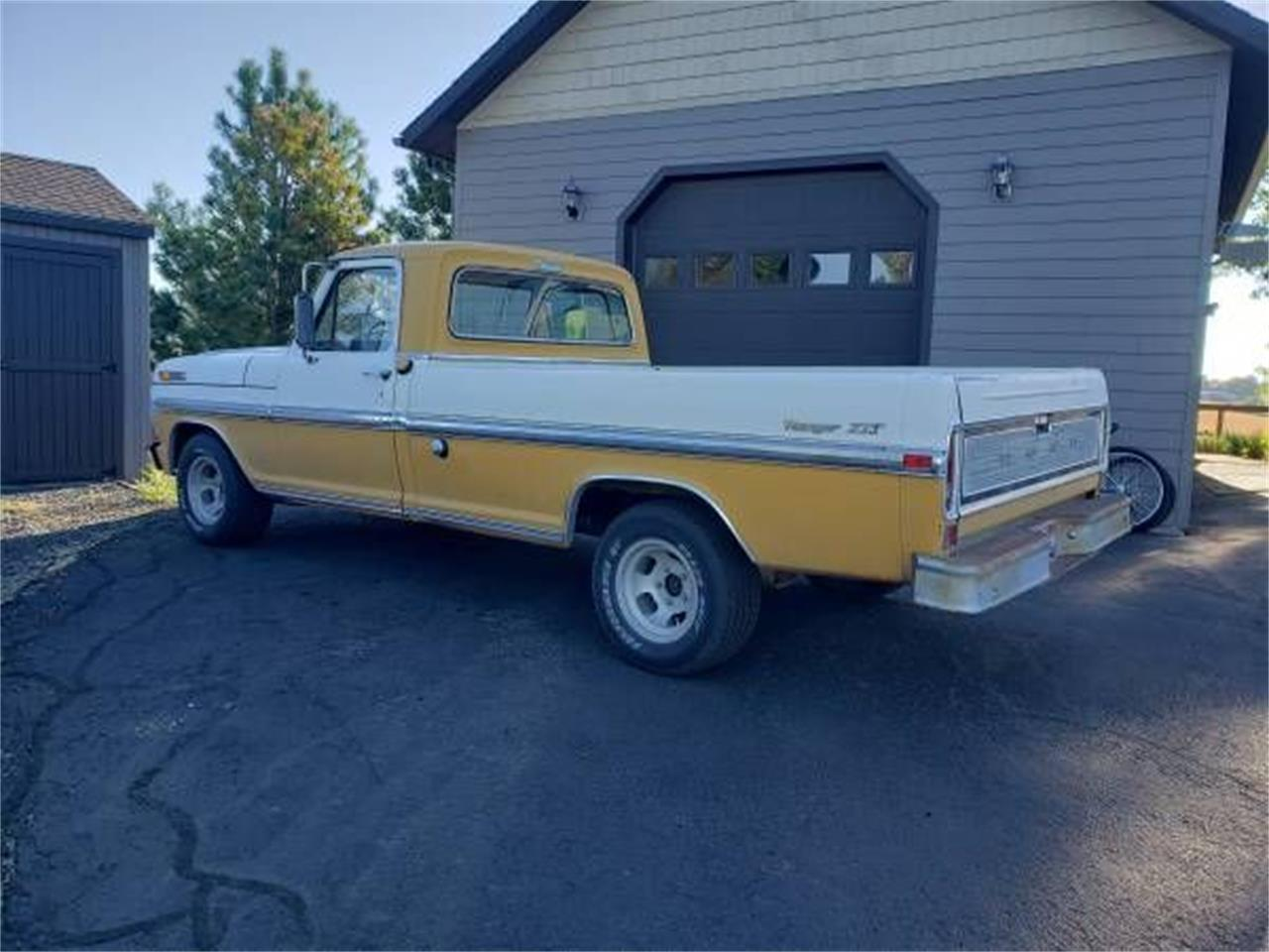 1972 Ford F100 (CC-1385816) for sale in Cadillac, Michigan