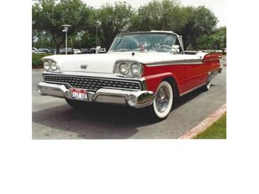 1959 Ford Fairlane 500 (CC-1385818) for sale in Cadillac, Michigan