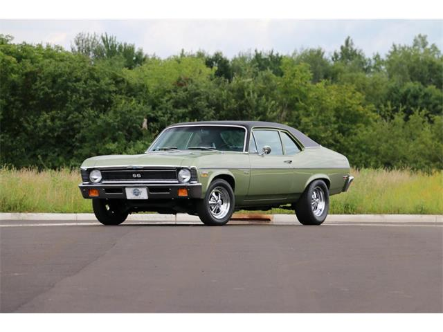 1972 Chevrolet Nova (CC-1380582) for sale in Stratford, Wisconsin