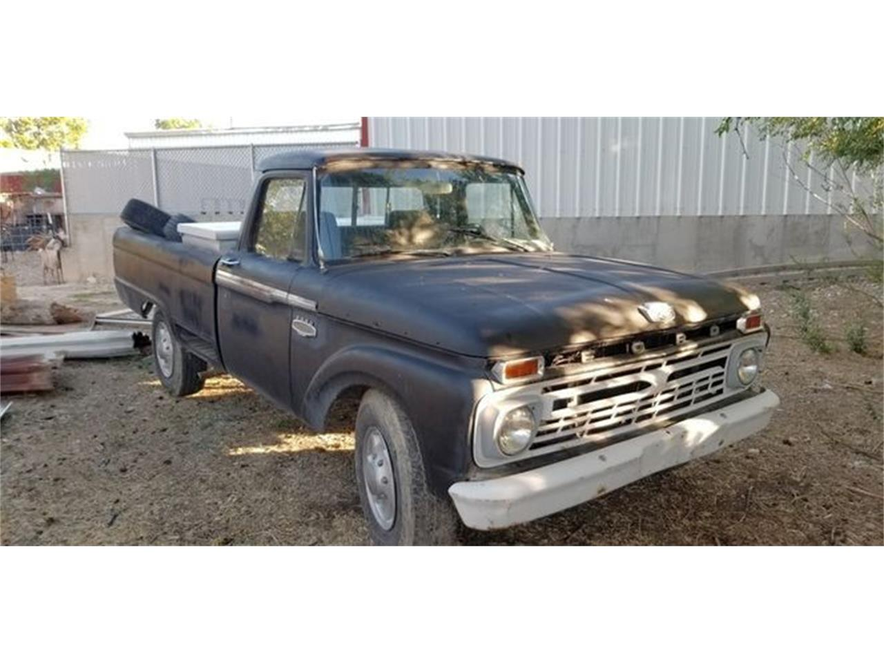 1966 Ford F250 (CC-1385823) for sale in Cadillac, Michigan