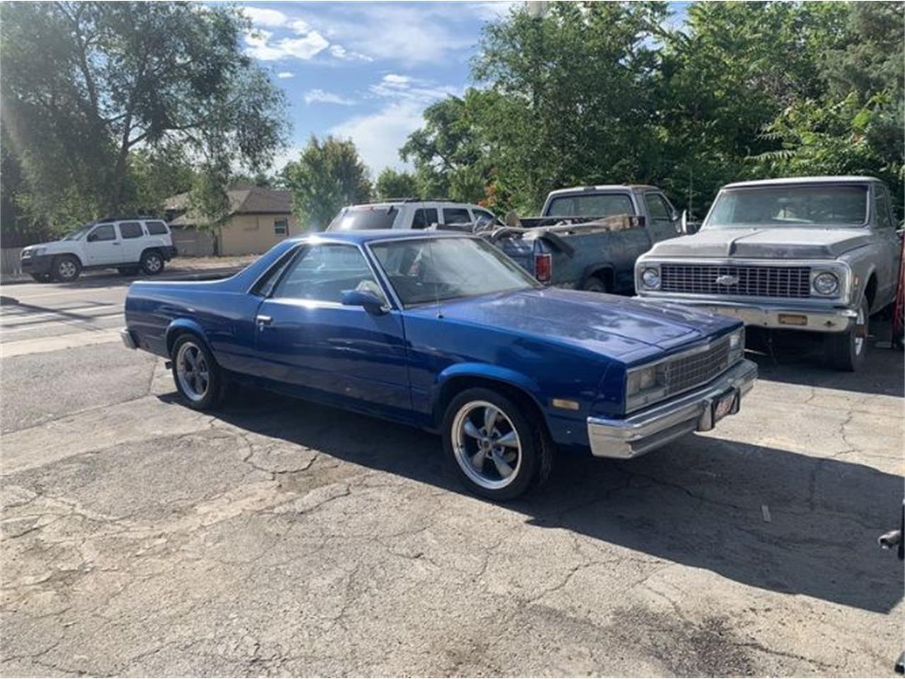 1986 GMC Caballero (CC-1385825) for sale in Cadillac, Michigan