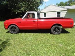 1969 Chevrolet C20 (CC-1385829) for sale in Cadillac, Michigan
