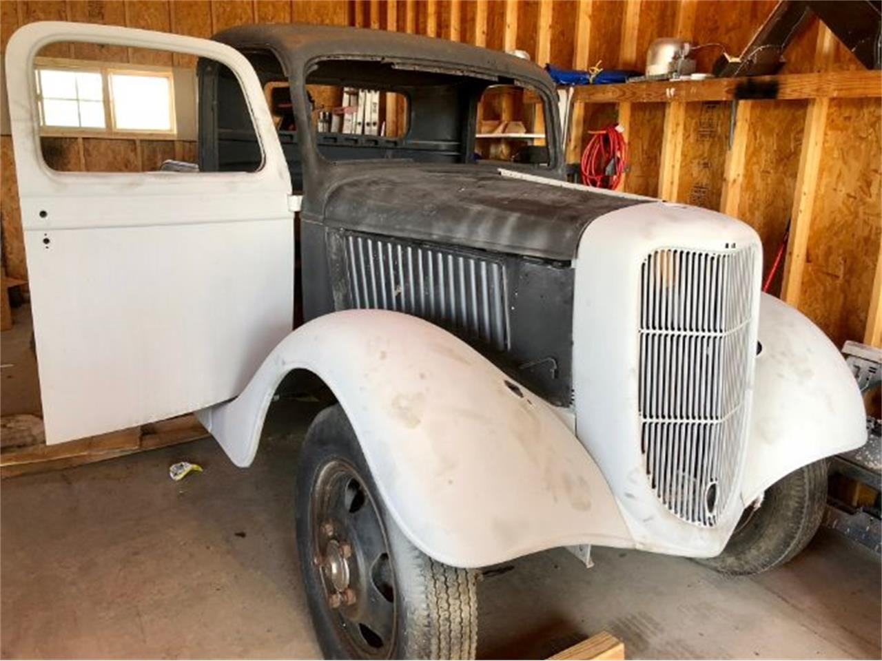 1936 Ford Pickup (CC-1385831) for sale in Cadillac, Michigan