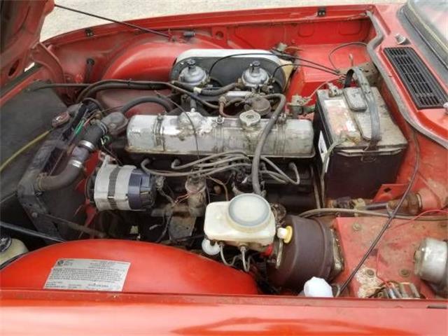 1974 Triumph TR6 (CC-1385833) for sale in Cadillac, Michigan