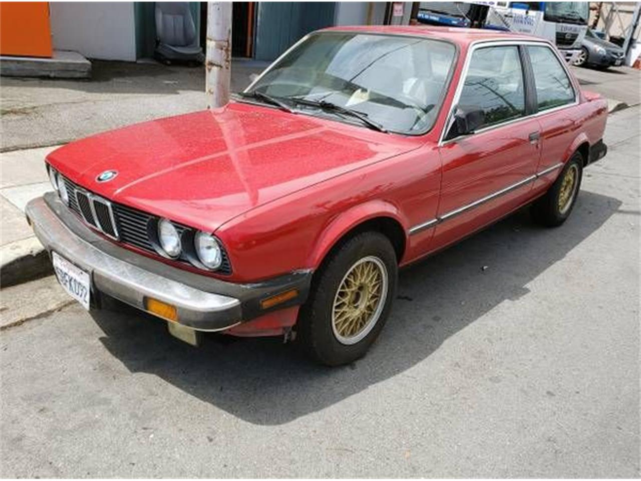 1986 BMW 3 Series (CC-1385835) for sale in Cadillac, Michigan