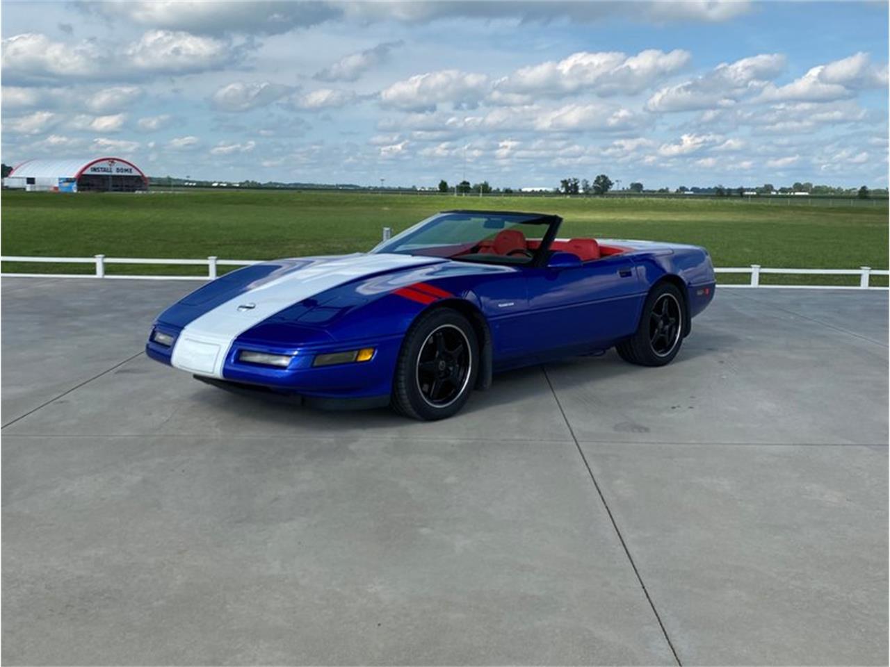 1996 Chevrolet Corvette (CC-1380584) for sale in Wallingford, Connecticut