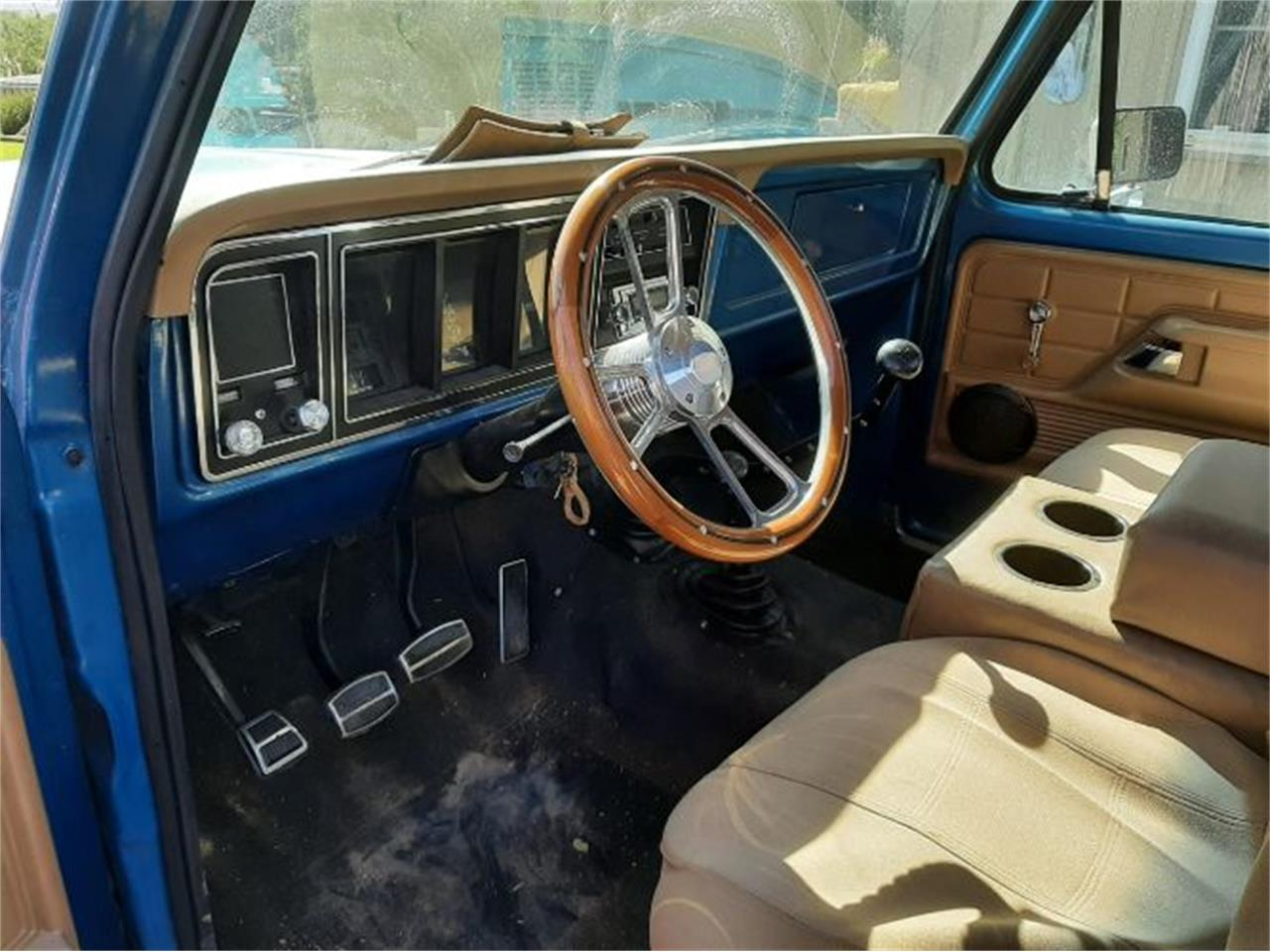 1976 Ford F150 (CC-1385842) for sale in Cadillac, Michigan