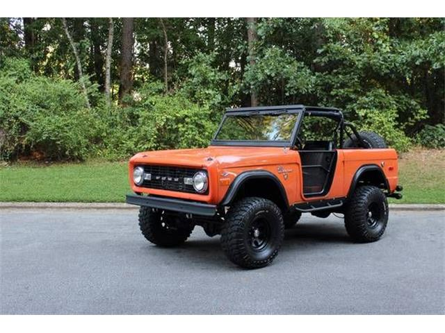 1976 Ford Bronco (CC-1385846) for sale in Cadillac, Michigan
