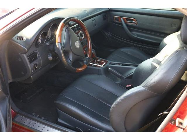 2001 Mercedes-Benz SLK320 (CC-1385847) for sale in Cadillac, Michigan