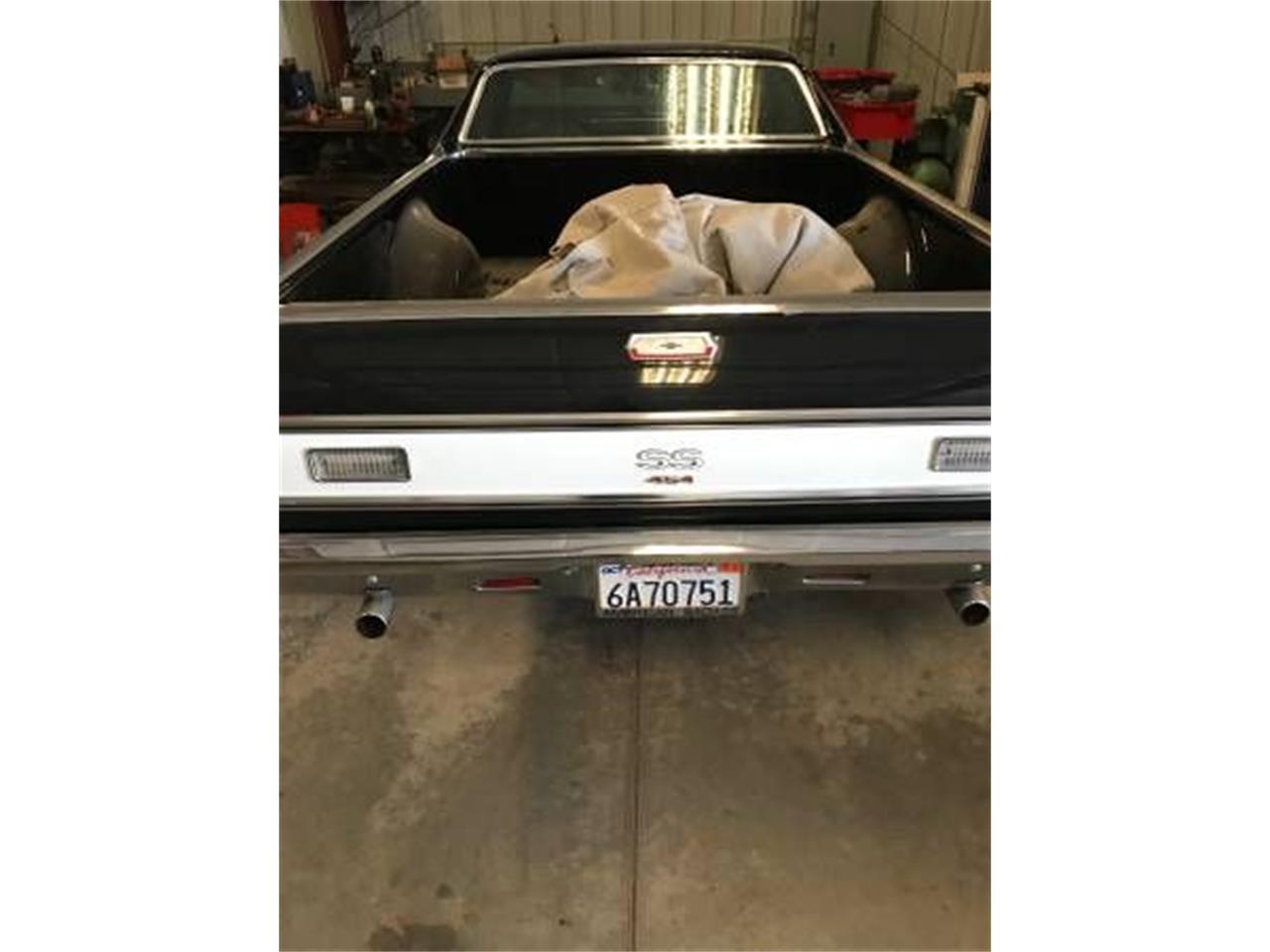 1970 Chevrolet El Camino (CC-1385848) for sale in Cadillac, Michigan