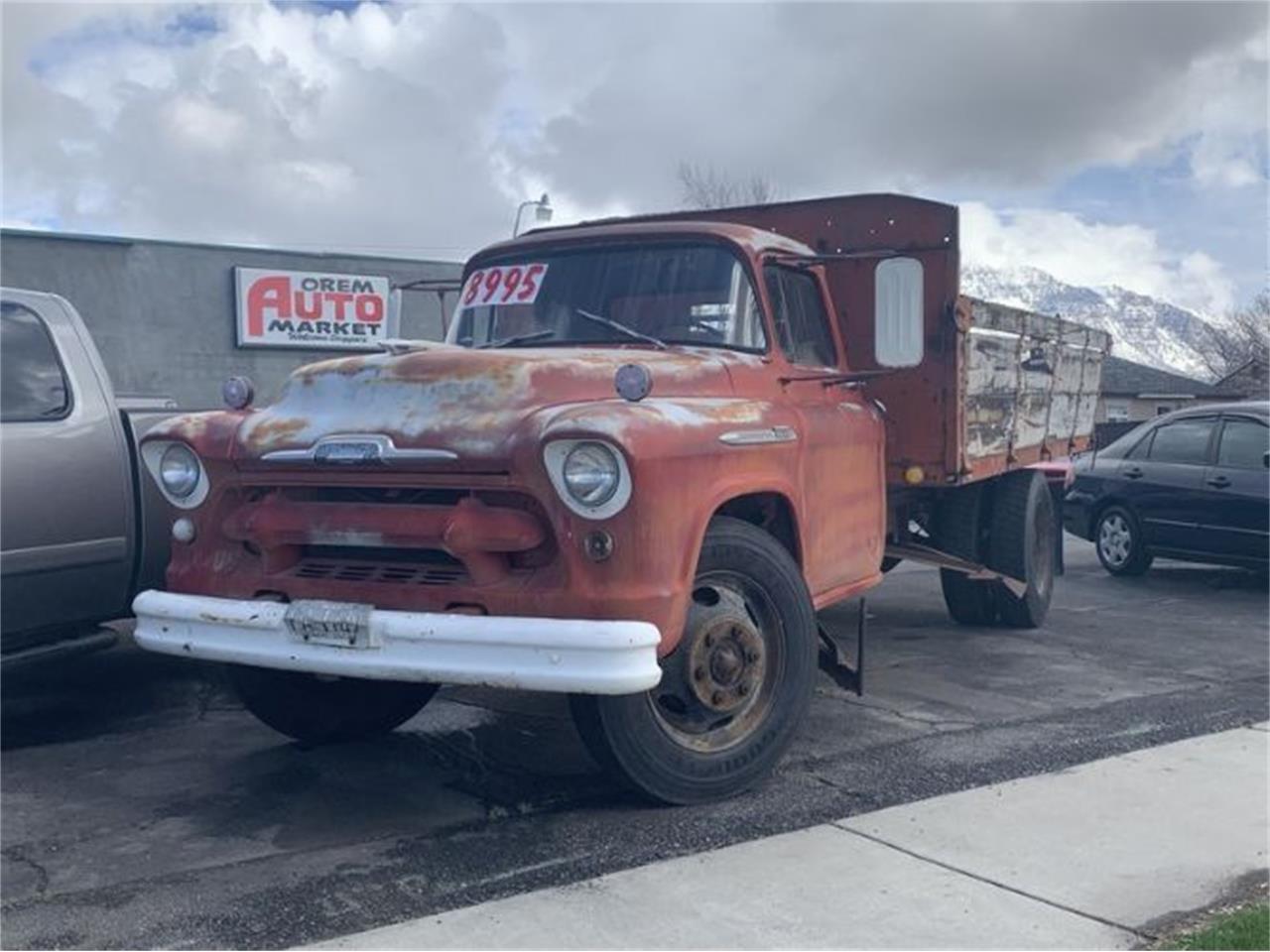 1956 Chevrolet Truck (CC-1385855) for sale in Cadillac, Michigan