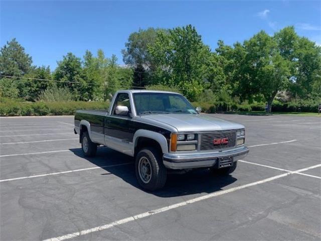 1989 GMC 3500 (CC-1385856) for sale in Cadillac, Michigan
