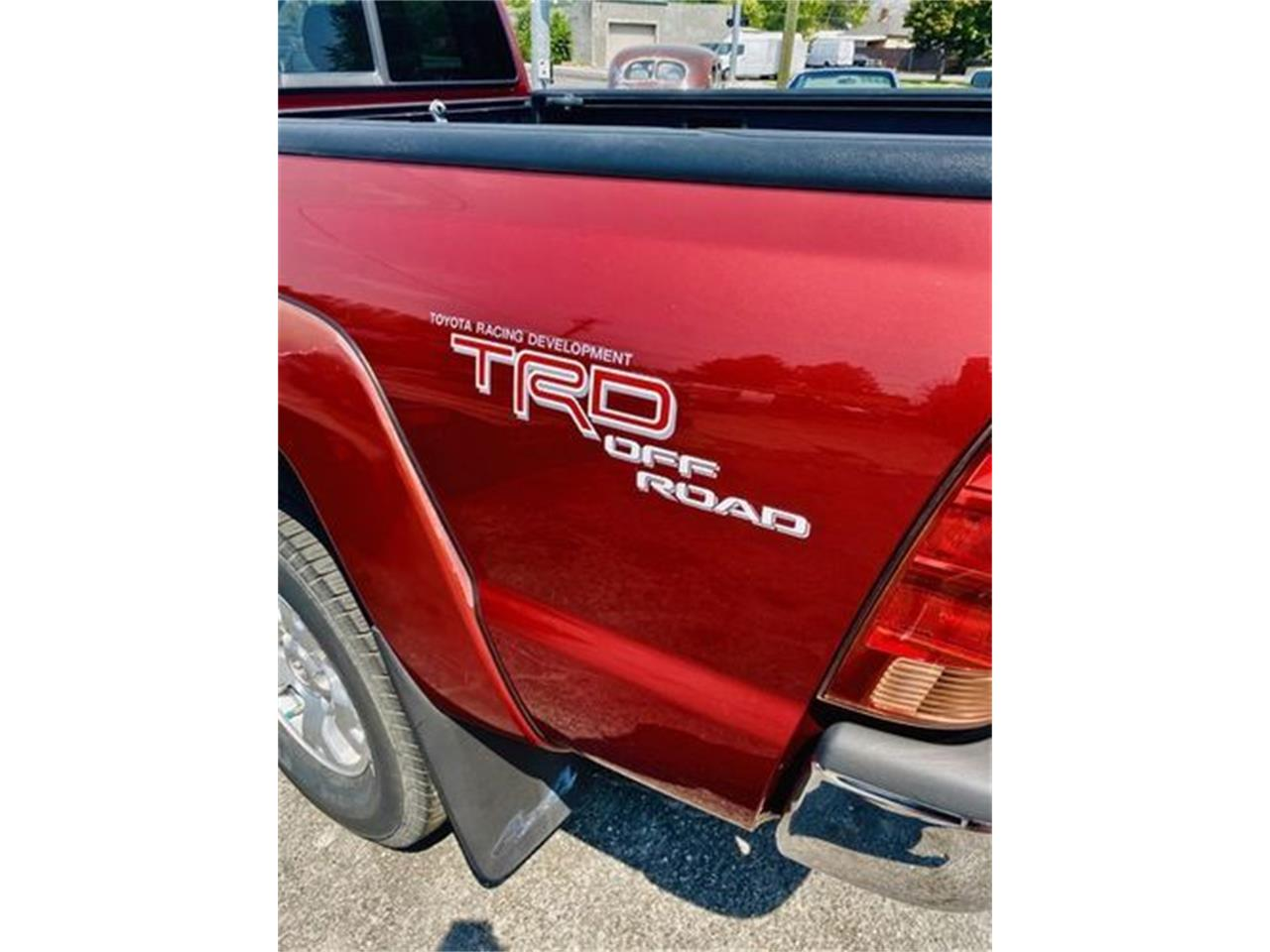 2007 Toyota Tacoma (CC-1385857) for sale in Cadillac, Michigan