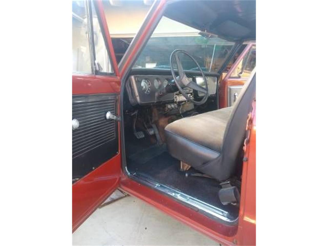 1969 Chevrolet C/K 30 (CC-1385859) for sale in Cadillac, Michigan