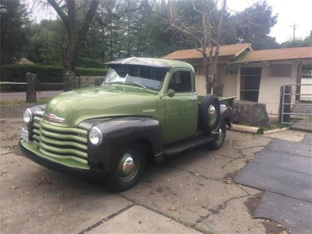 1952 Chevrolet Pickup (CC-1385860) for sale in Cadillac, Michigan