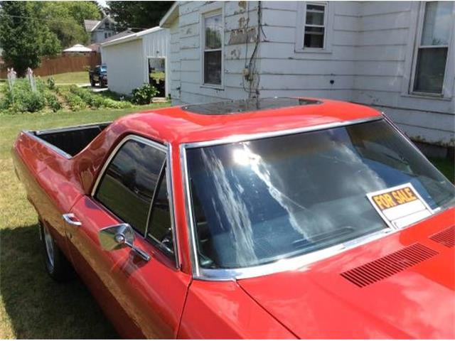 1972 Chevrolet El Camino (CC-1385861) for sale in Cadillac, Michigan