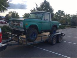 1971 Ford Bronco (CC-1385866) for sale in Cadillac, Michigan