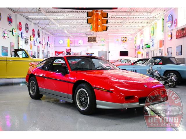 1986 Pontiac Fiero (CC-1385869) for sale in Wayne, Michigan