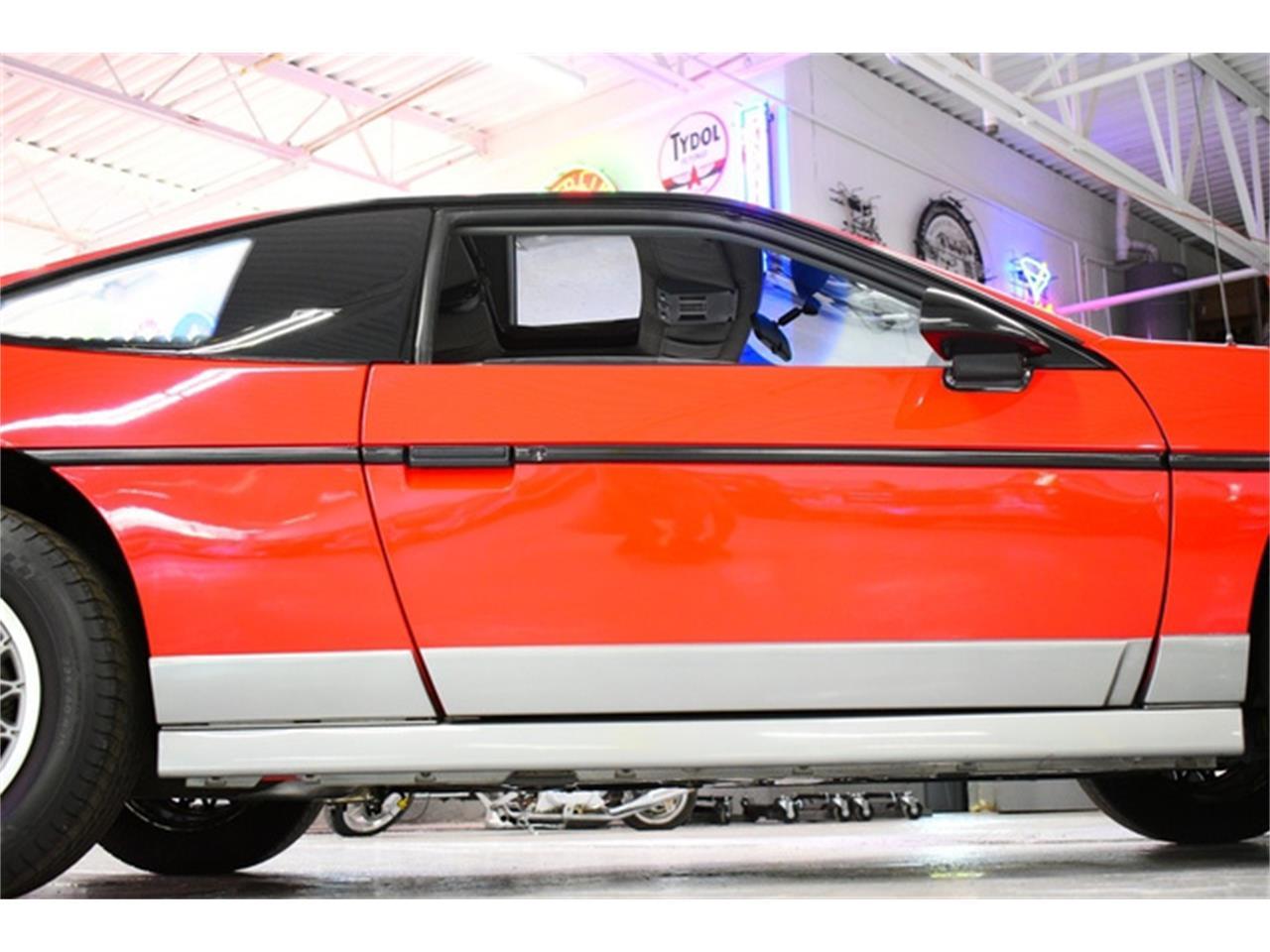1986 Pontiac Fiero (CC-1385869) for sale in Wayne, Michigan