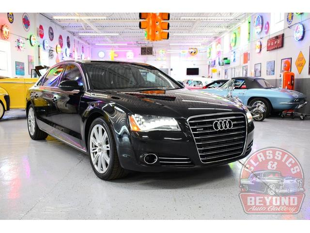 2012 Audi A8 (CC-1385873) for sale in Wayne, Michigan