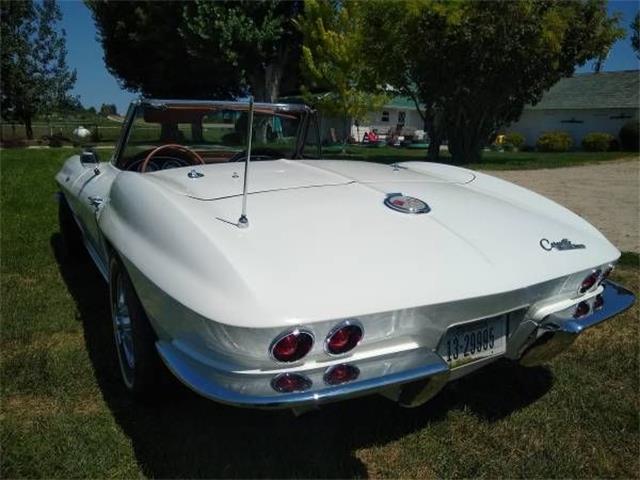 1963 Chevrolet Corvette (CC-1385874) for sale in Cadillac, Michigan