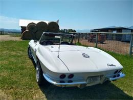 1963 Chevrolet Corvette (CC-1385874) for sale in Cadillac, Michigan
