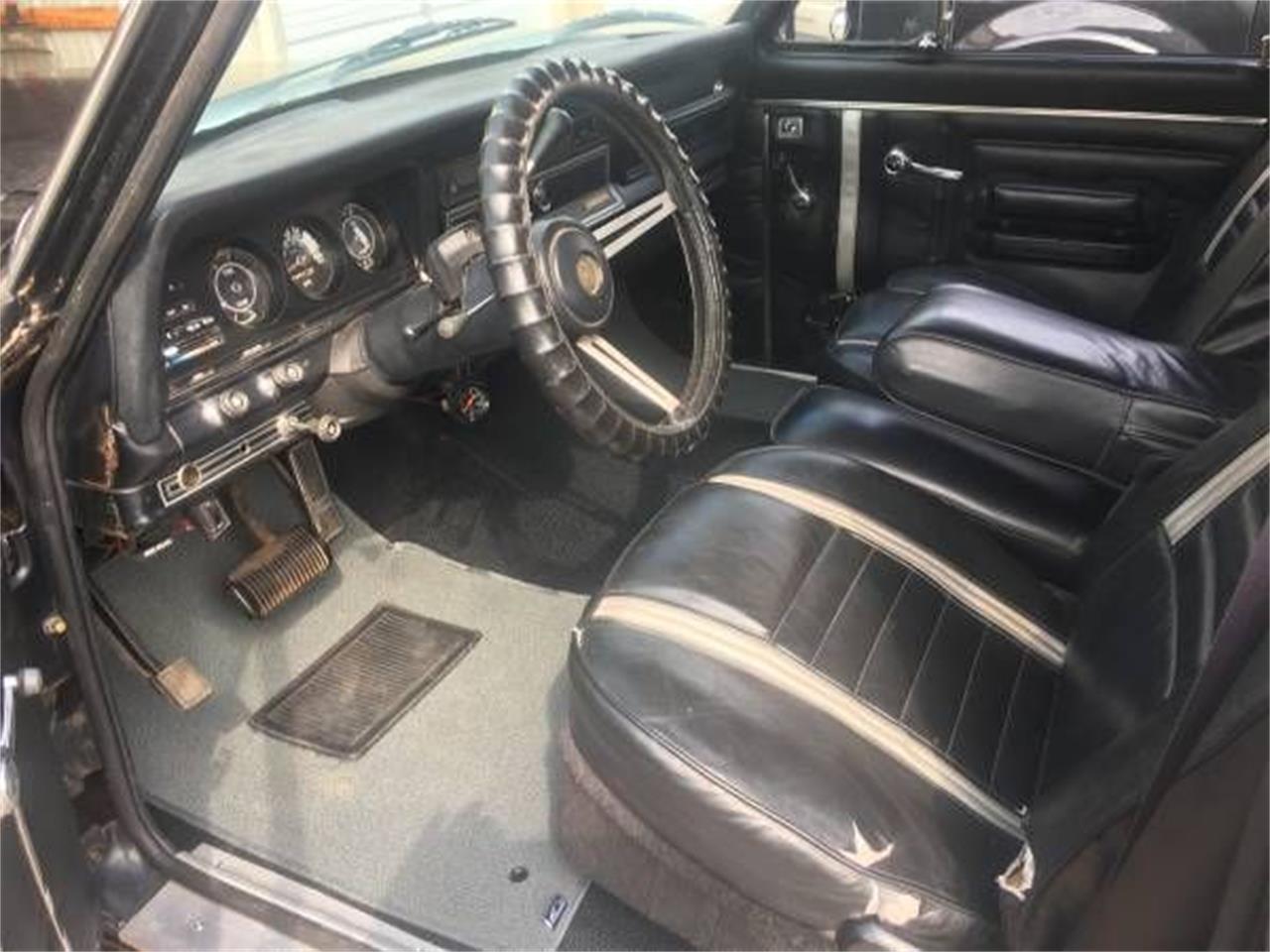 1980 Jeep Cherokee (CC-1385880) for sale in Cadillac, Michigan