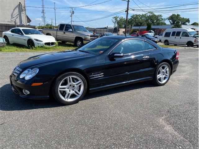 2008 Mercedes-Benz SL600 (CC-1380589) for sale in West Babylon, New York