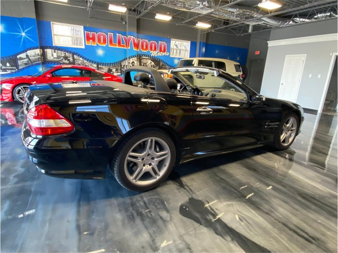 2008 Mercedes-Benz SL600 (CC-1380589) for sale in West Babylon, New York