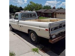 1971 Ford F250 (CC-1385891) for sale in Cadillac, Michigan