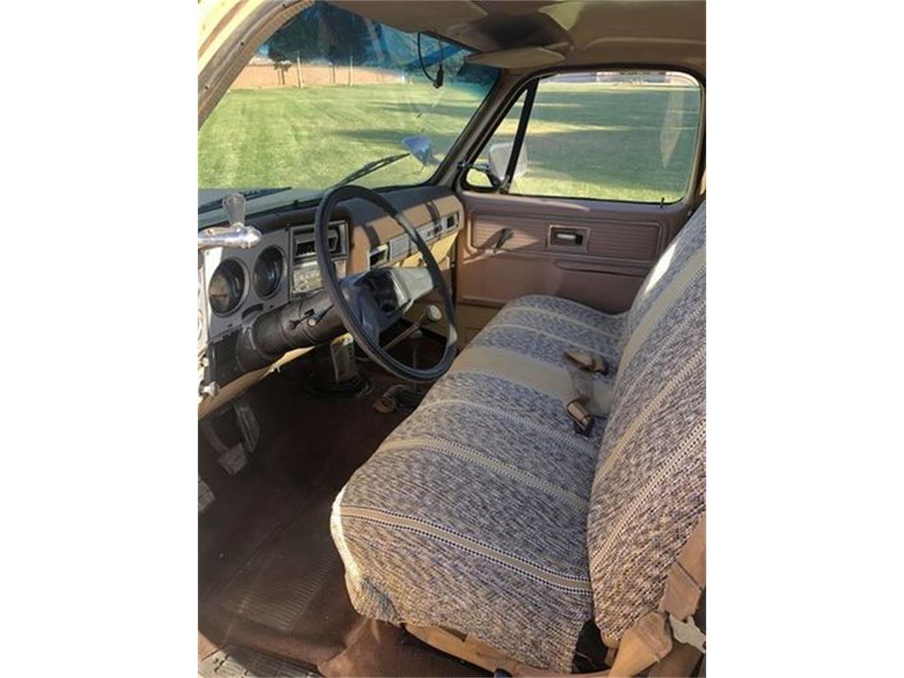 1978 Chevrolet K-20 (CC-1385892) for sale in Cadillac, Michigan