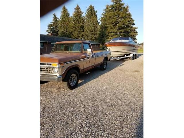 1977 Ford F350 (CC-1385897) for sale in Cadillac, Michigan