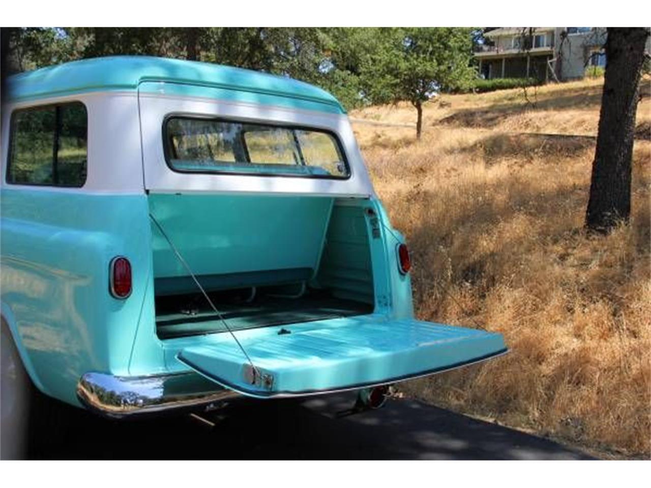 1956 Chevrolet Suburban (CC-1385898) for sale in Cadillac, Michigan