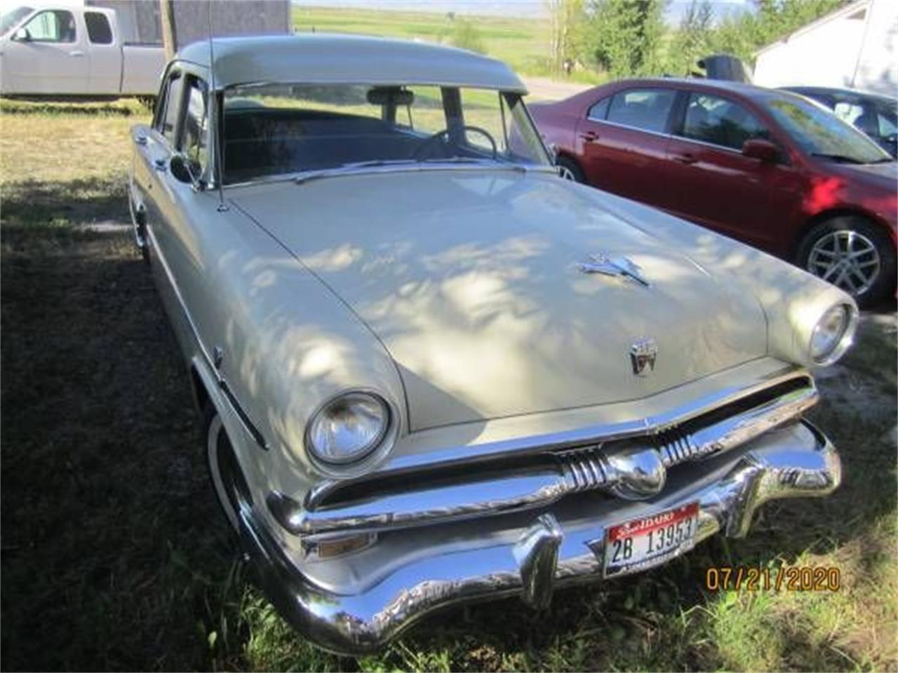 1953 Ford Customline (CC-1385899) for sale in Cadillac, Michigan