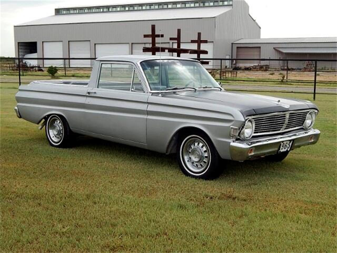 1965 Ford Ranchero (CC-1385907) for sale in Wichita Falls, Texas