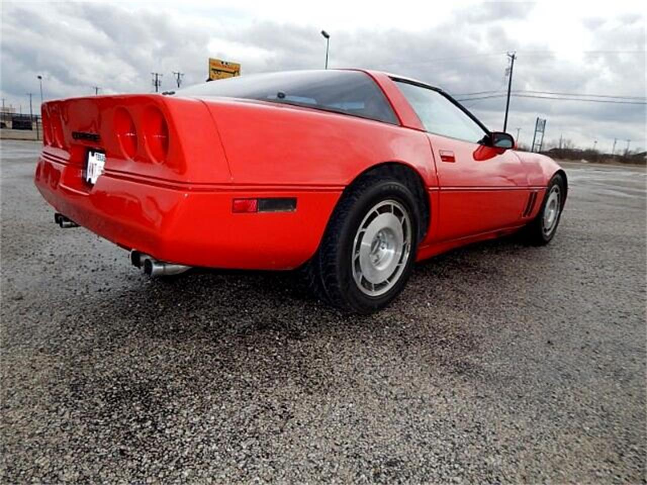 1987 Chevrolet Corvette (CC-1385909) for sale in Wichita Falls, Texas