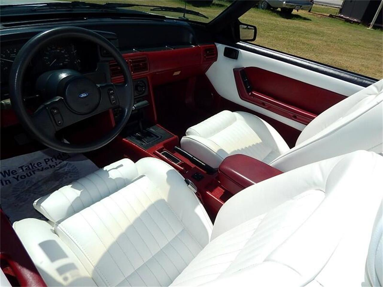 1987 Ford Mustang (CC-1385910) for sale in Wichita Falls, Texas