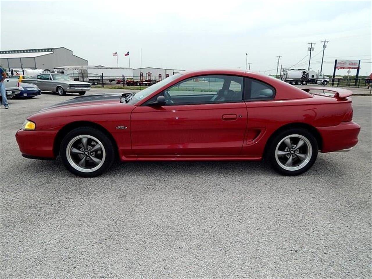 1997 Ford Mustang (CC-1385913) for sale in Wichita Falls, Texas