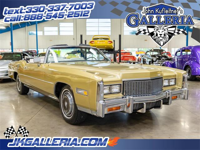 1976 Cadillac Eldorado (CC-1385917) for sale in Salem, Ohio