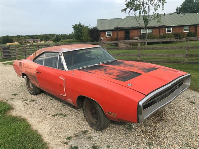 1970 Dodge Charger (CC-1385918) for sale in Knightstown, Indiana
