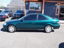 2000 Honda Civic (CC-1385952) for sale in Tacoma, Washington