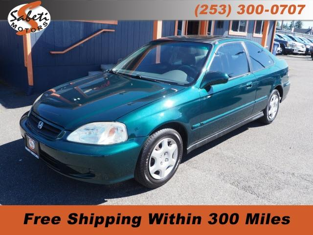 2000 Honda Civic (CC-1385952) for sale in Tacoma, Washington