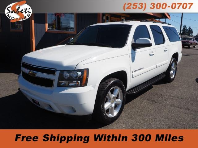 2007 Chevrolet Suburban (CC-1385954) for sale in Tacoma, Washington