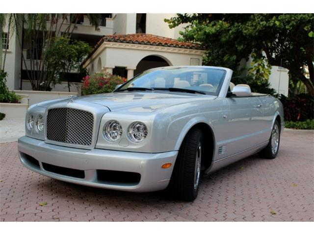 2008 Bentley Azure (CC-1385957) for sale in North Miami , Florida
