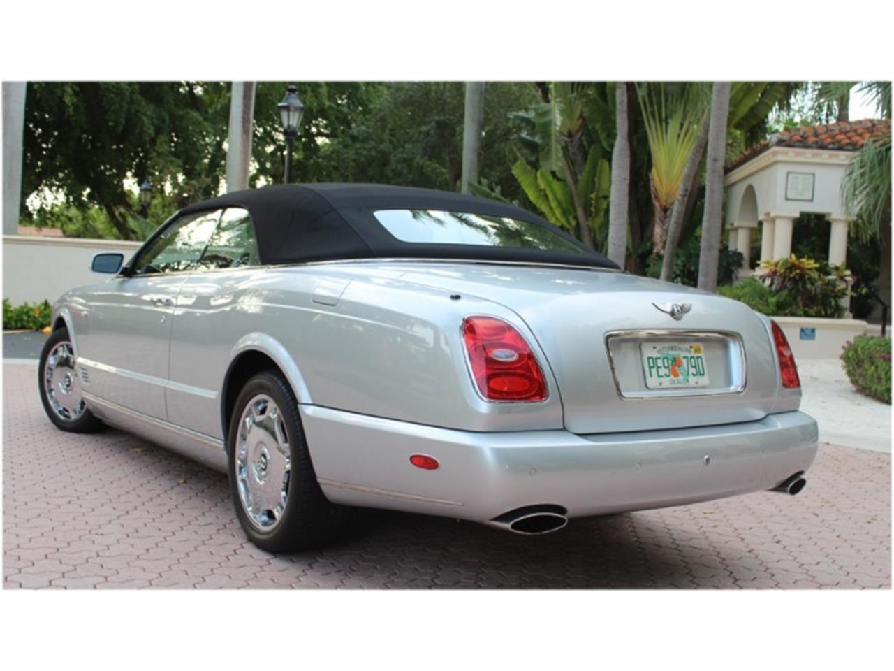 2008 Bentley Azure (CC-1385957) for sale in North Miami , Florida