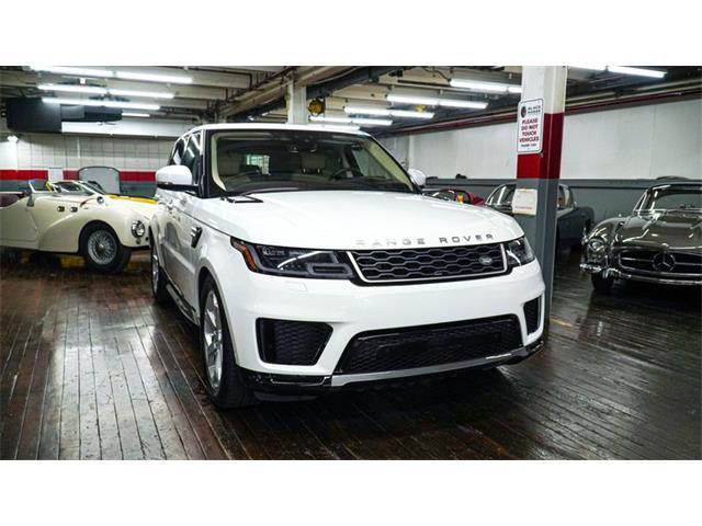 2018 Land Rover Range Rover (CC-1385958) for sale in Bridgeport, Connecticut