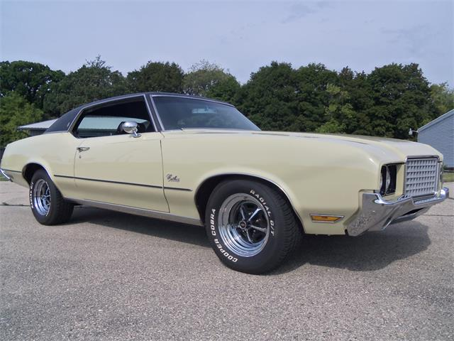 1972 Oldsmobile Cutlass Supreme (CC-1385969) for sale in Jefferson, Wisconsin